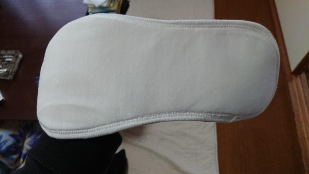 成形型布おむつ