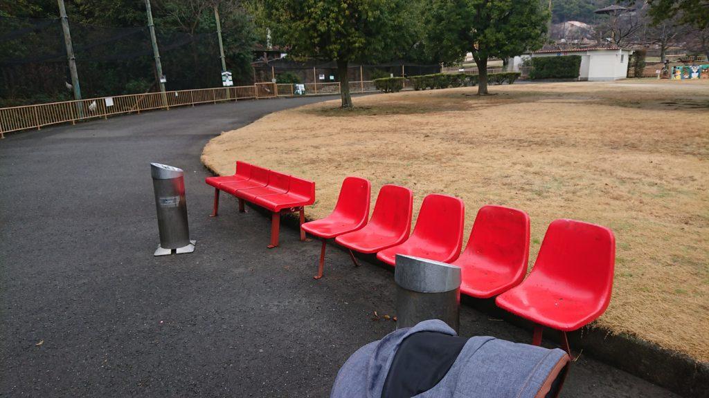 みさき公園 喫煙所