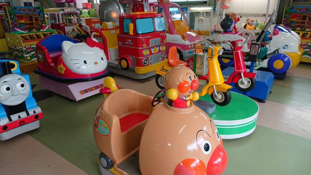 みさき公園のゲームセンター