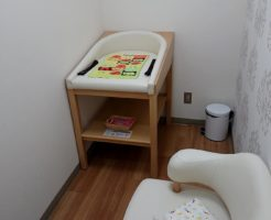 日産高槻西店の授乳室