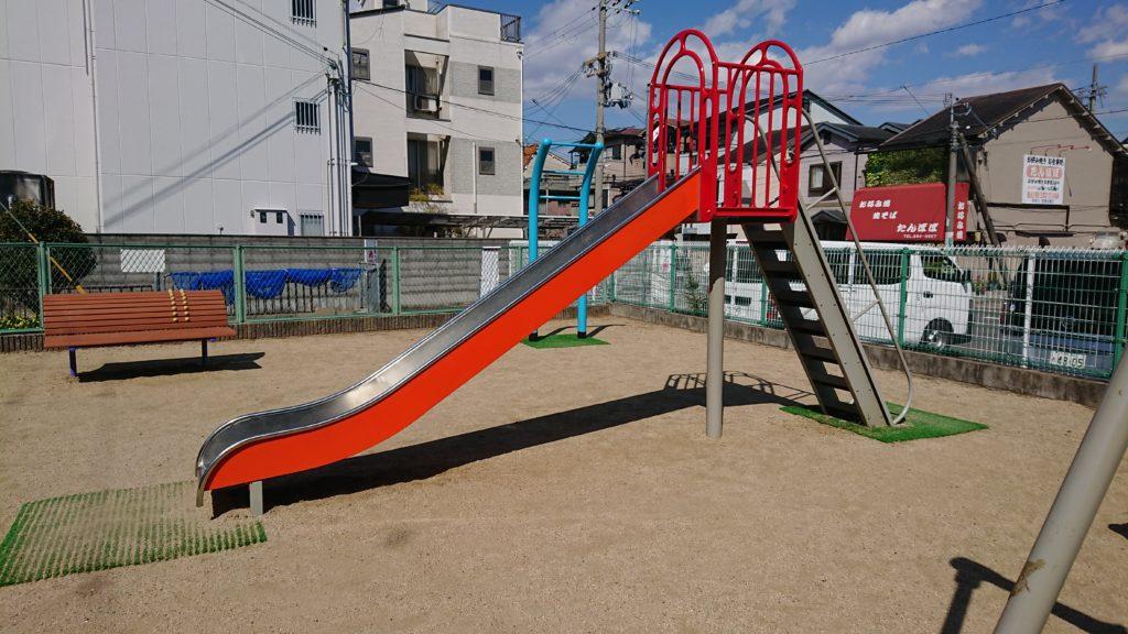 芝生町二丁目あやめ児童遊園