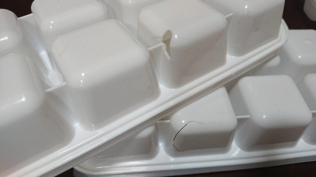 100均の製氷皿