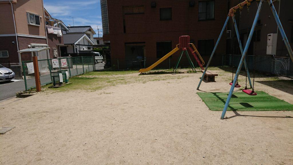 郡家新町あやめ児童遊園