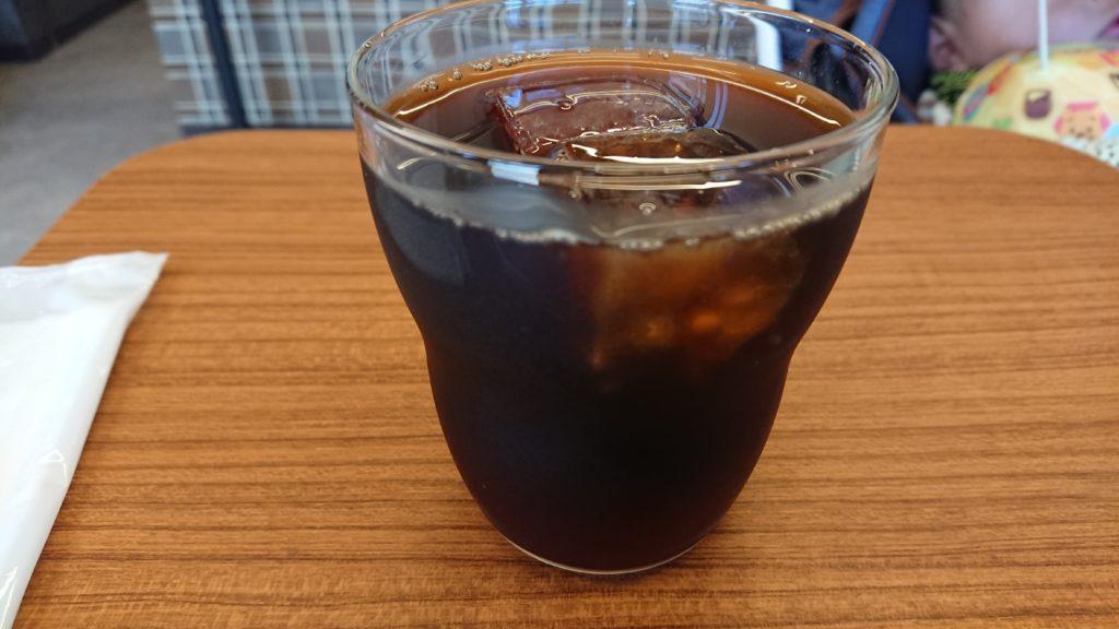 タナカコーヒーの珈琲