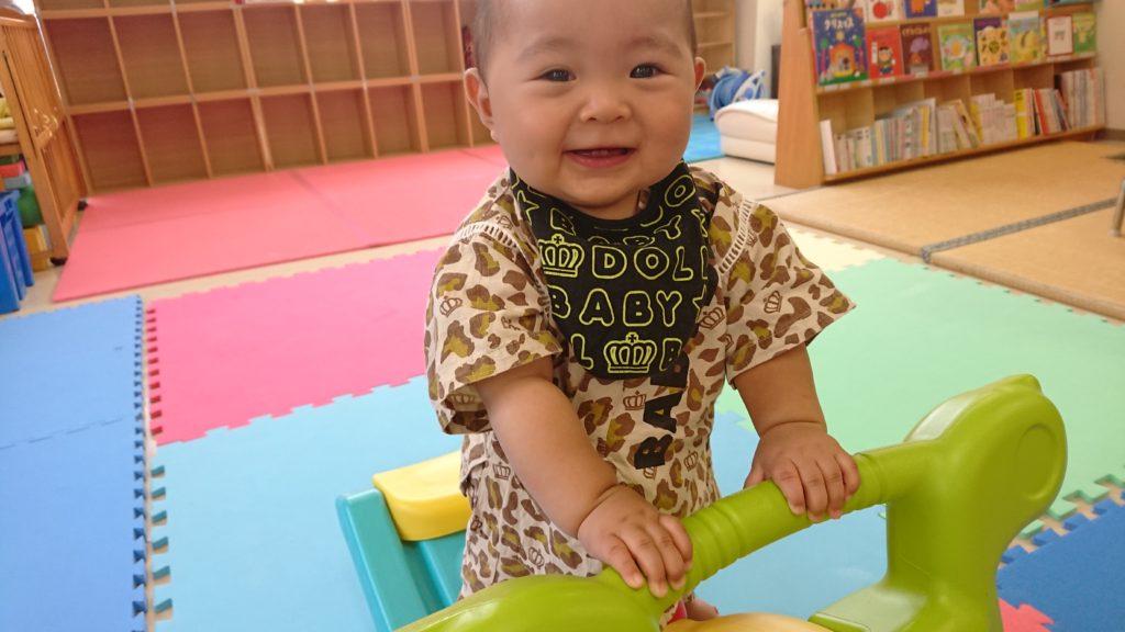 津之江さくら子育て支援センターの遊具