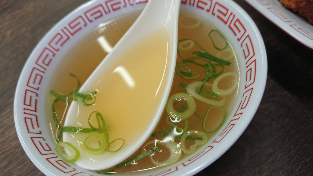 心楽のスープ